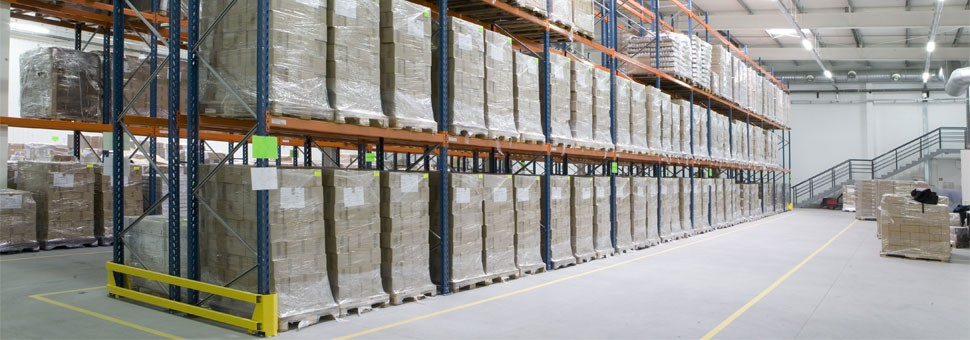 Pristine quality assured when handling goods with our Ground Services